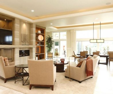 Rhonda Staley IIDA Johnson Way Estate living room