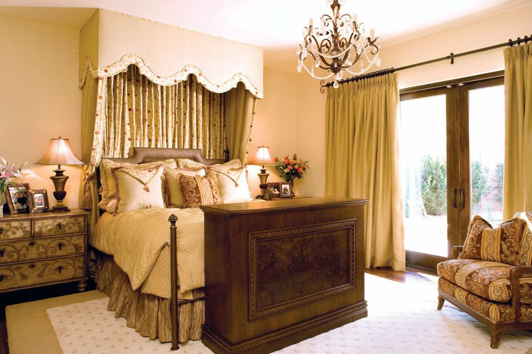 Tuscan Style in Summerlin, Las Vegas, NV - Rhonda Staley, IIDA